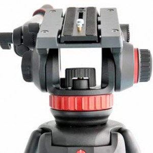 Manfrotto 502 testa